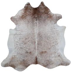 Cowhide Rug AUG037-21 (220cm x 210cm)