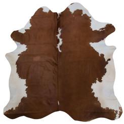Cowhide Rug AUG081-21 (180cm x 180cm)