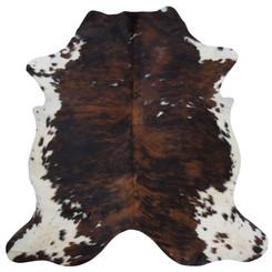 Cowhide Rug AUG178-21 (200cm x 180cm)