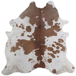 Cowhide Rug AUG180-21 (190cm x 180cm)