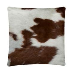 Cowhide Cushion CUSH230-21 (40cm x 40cm)