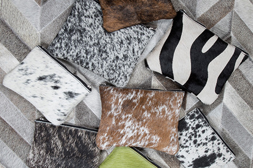 Create a One-of-a-Kind Look With Cowhide Purses and Totes