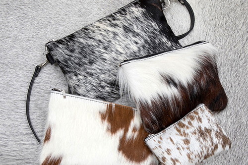 Be Uniquely You With Our Genuine Cowhide Purses and Handbags