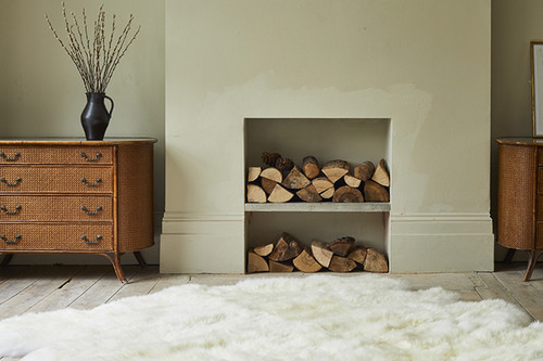Make a Statement With a Brilliantly Stylish Sheepskin Rug