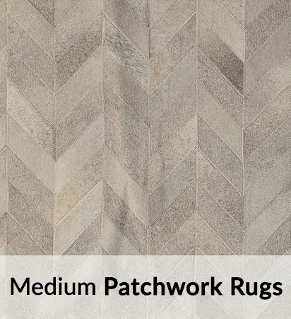 Medium Patchwork Rugs