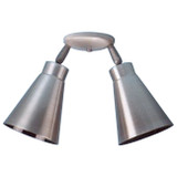 Double Tapered Ceiling Fixture