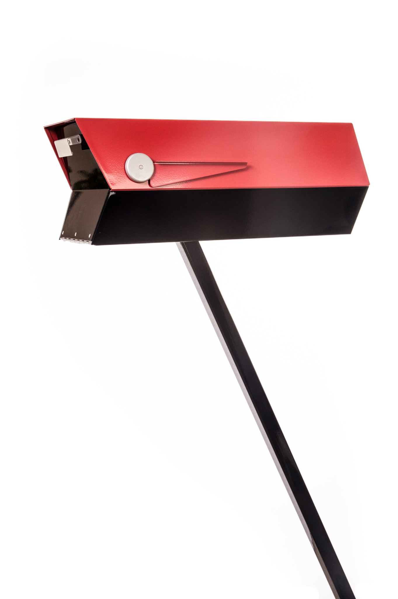 Image of: Modbox Curbside Mailbox Hip Haven