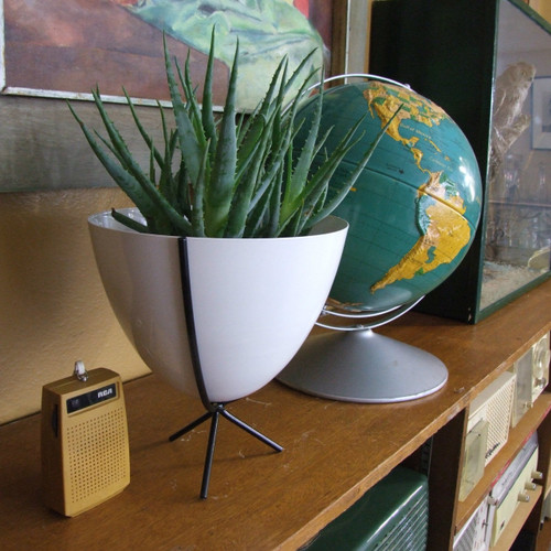 Mini Retro Bullet Planter