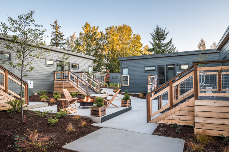 Client Spotlight: The Lodges on Vashon