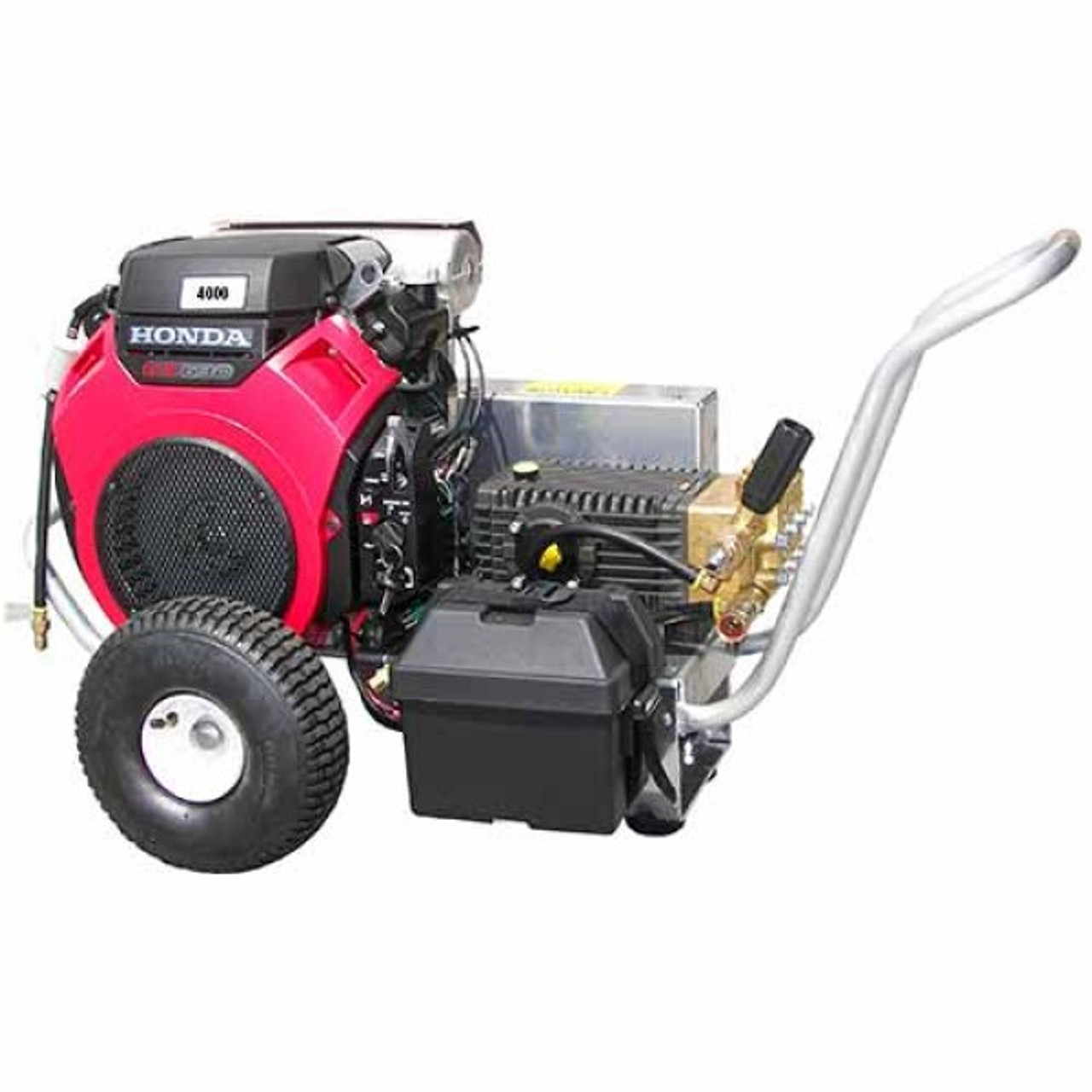 Pressure Pro VB5040HAEA411 5 0 GPM 4000 PSI Gas Pressure Washer