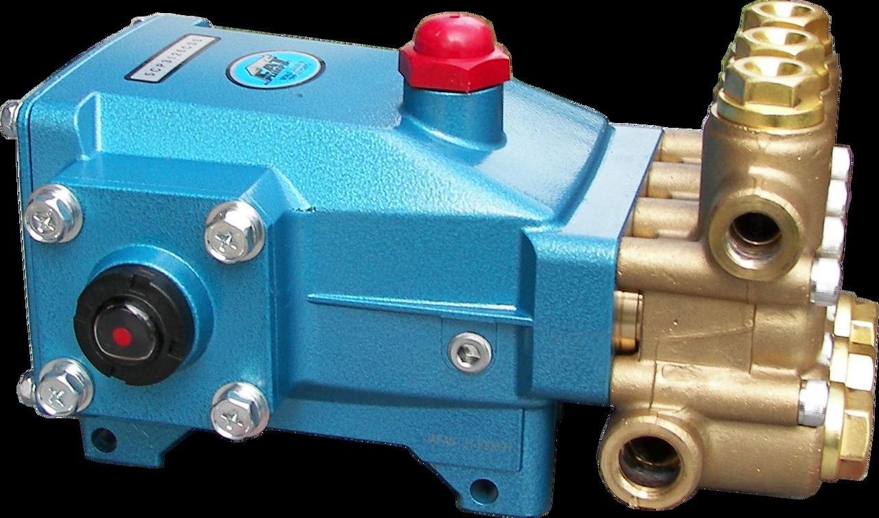CAT Belt Drive Pressure Pump 5PP3140 4000 PSI 20 mm w/ Plumbing