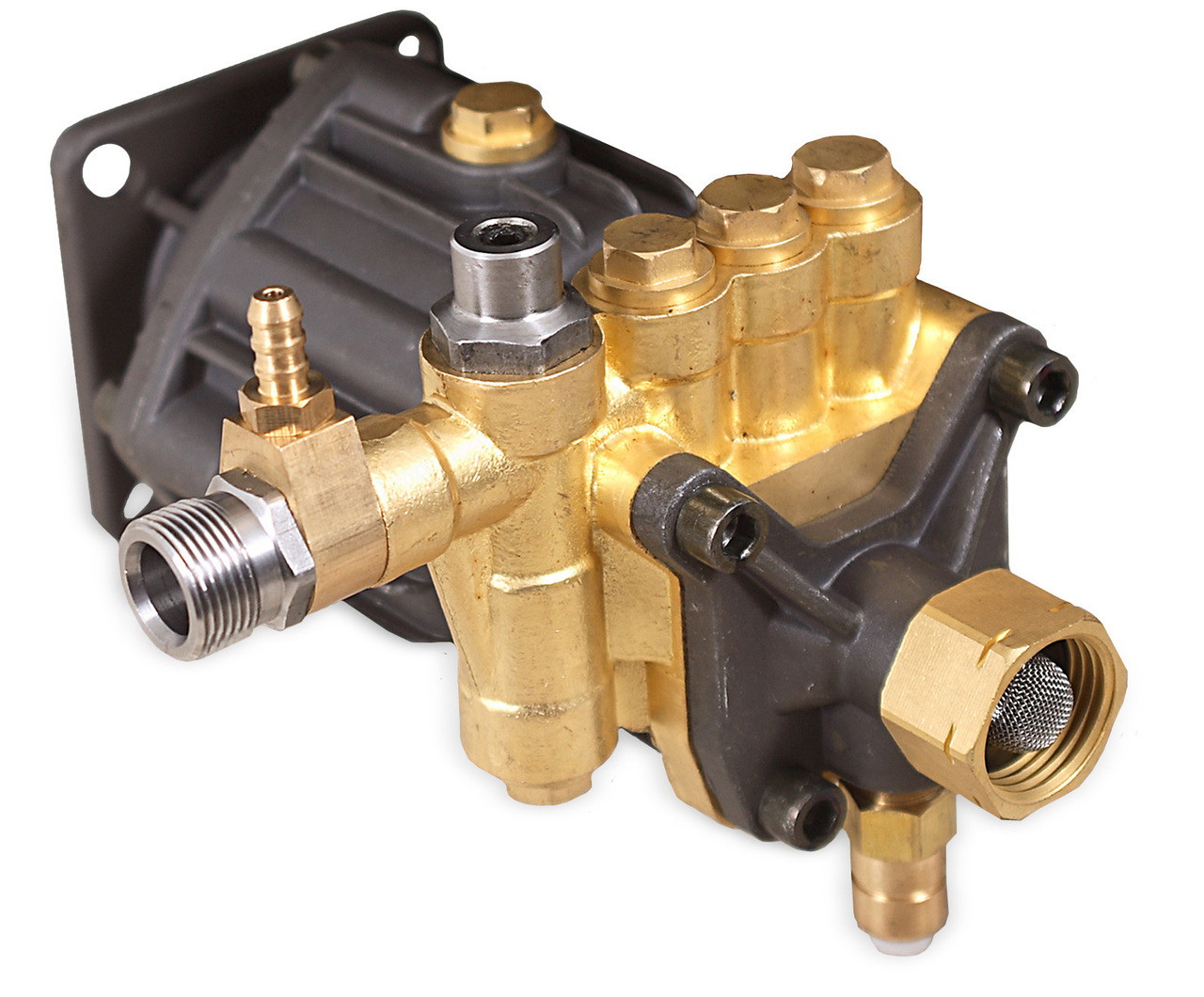 2700 Psi Mi T M Axial Pressure Washer Pump 3 4