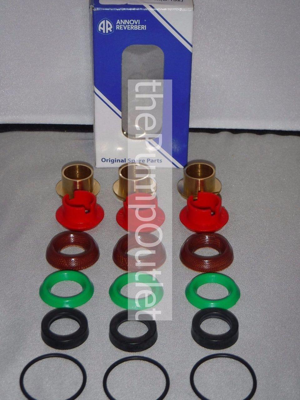 AR 2520 15mm Seal Repair Kit for XTA XTV XT Series Pressure Washer Pumps  *OEM *
