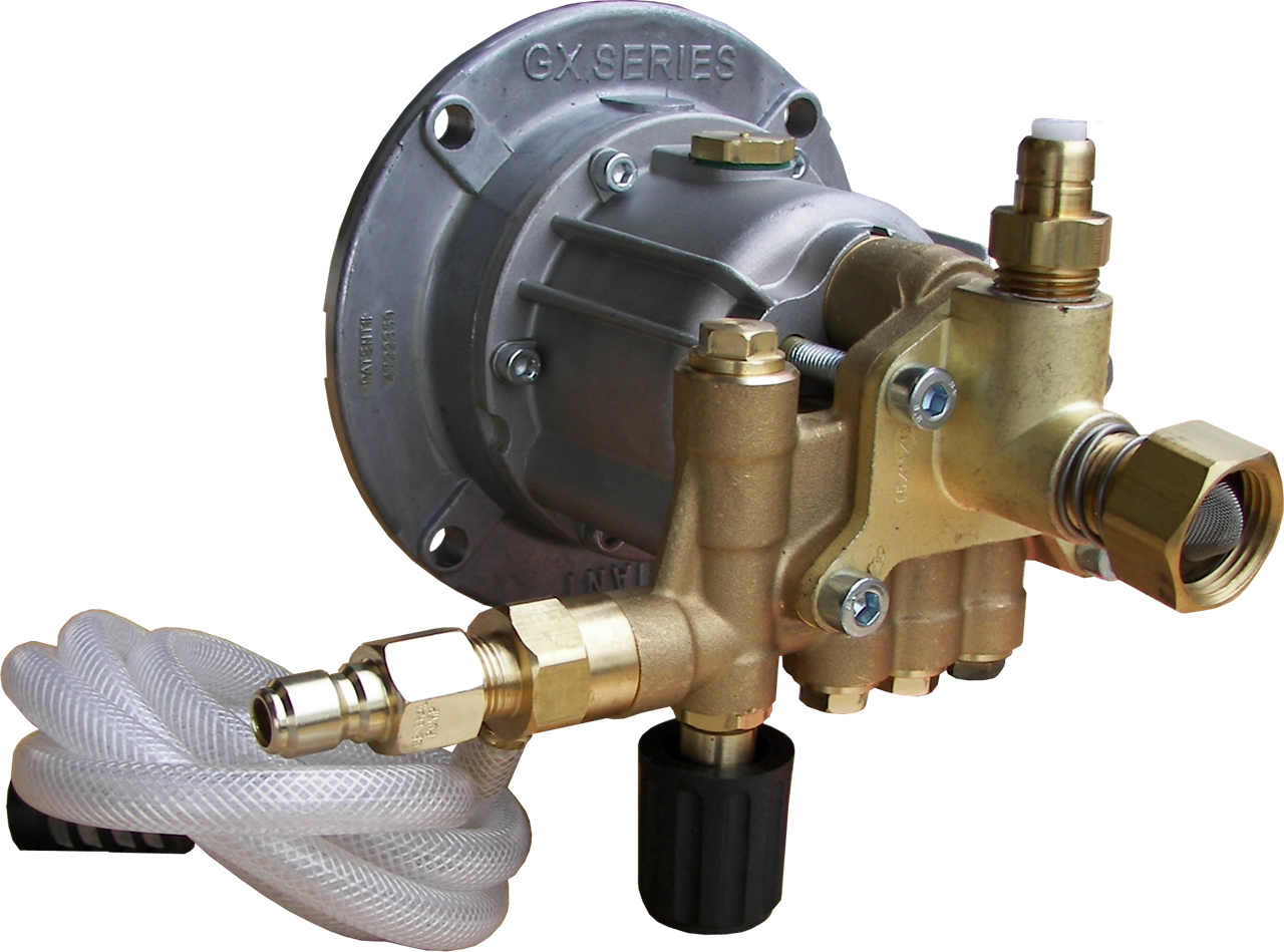 "Giant GXH2525A 7/8"" Shaft Pressure Washer Pump ..."
