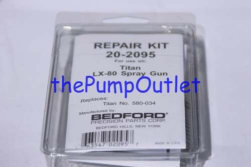 Quality Aftermarket Titan Packing Kit 730-401 730401 440HP 440XC 440i