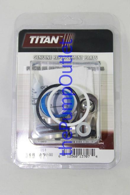 Titan Speeflo 107-051 Pump Repair Kit Powrtwin Powrliner -1449