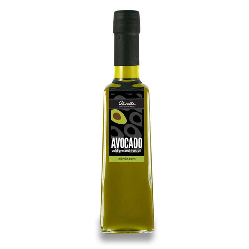 AVOCADO OIL (EXTRA VIRGIN, COLD-PRESSED)