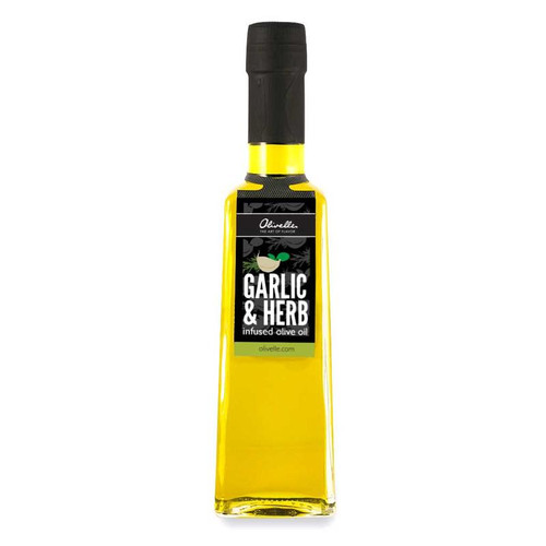 garlic-herb-infused-olive-oil-250ml-bottle