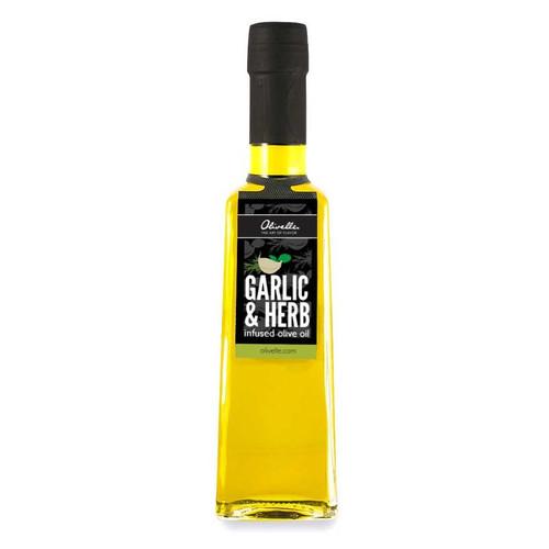 garlic-herb-infused-olive-oil-250ml-bottle