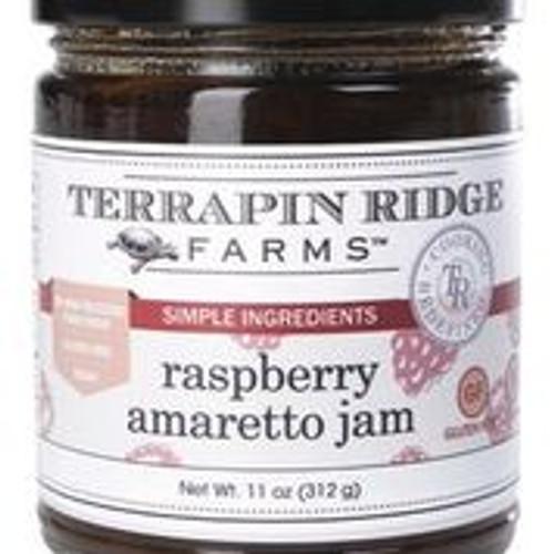 Raspberry Amaretto Preserve