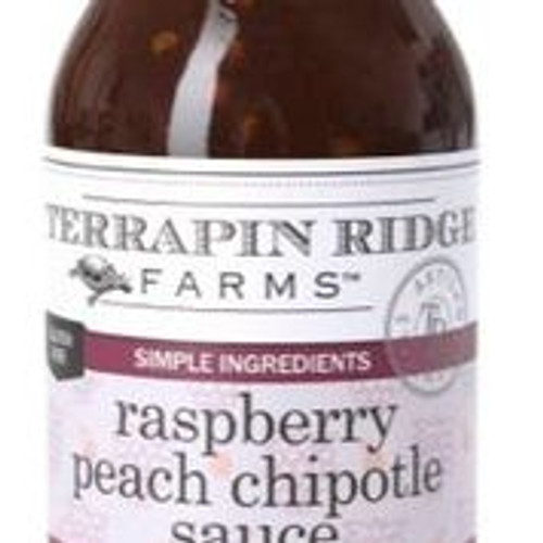 Raspberry  Peach Chipotle
