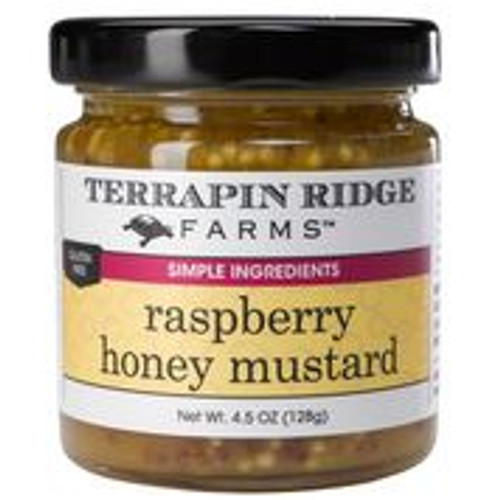 Raspberry Honey Mustard.