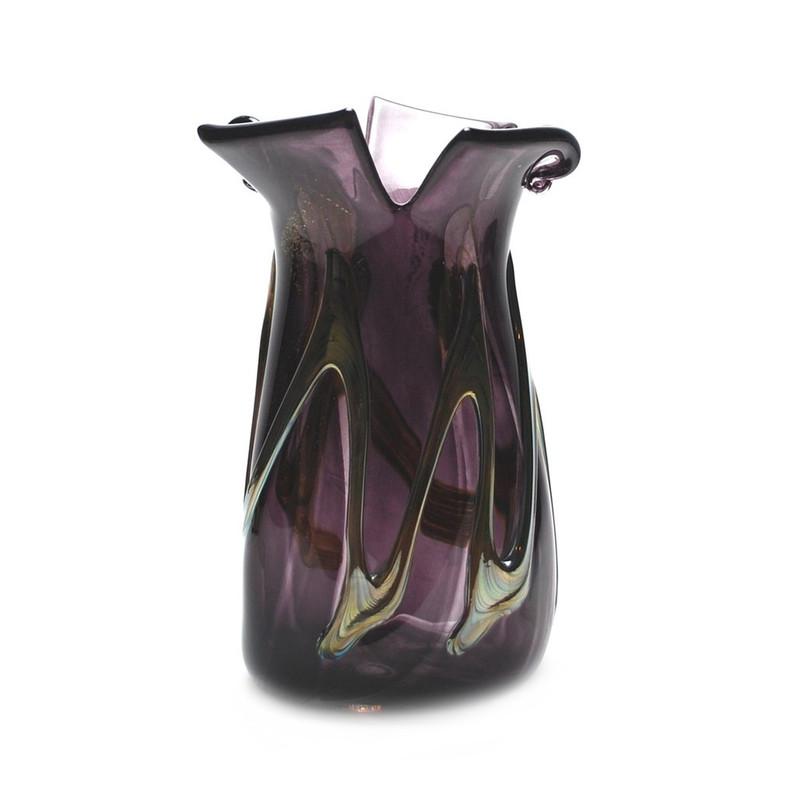 Lourdes Vase Smoke