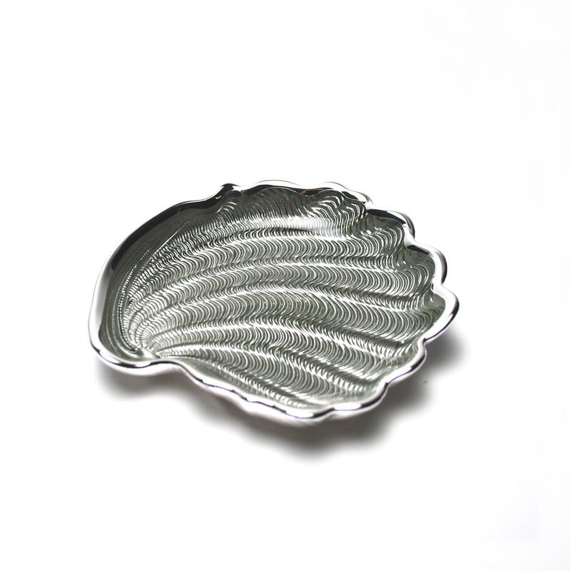 Conchiglia Plate Sage Green