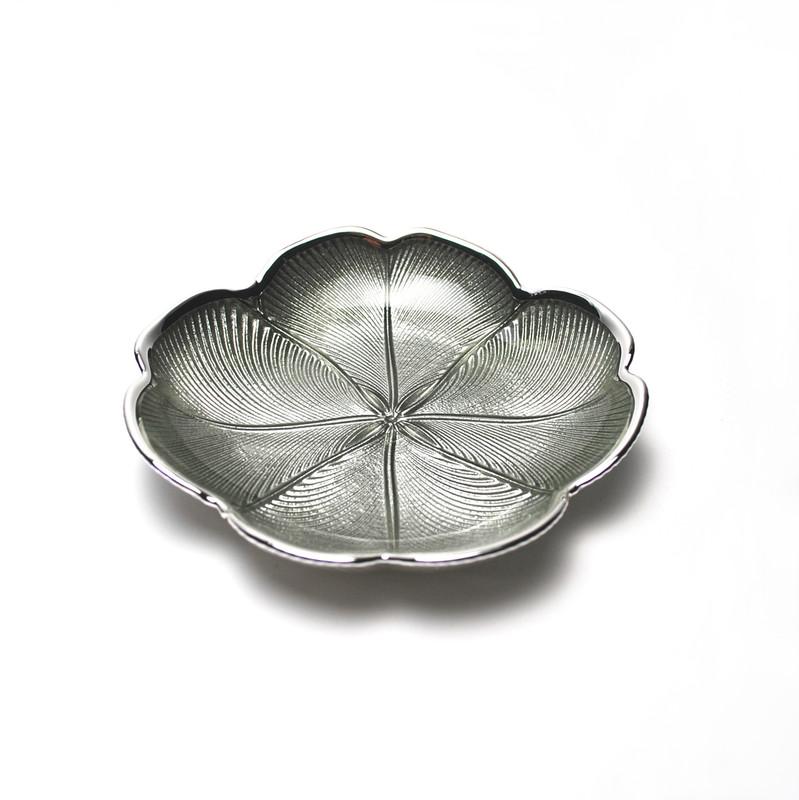 Quadrifoglio Plate Sage Green