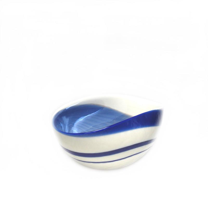 Murano Glass Indigo Bowl