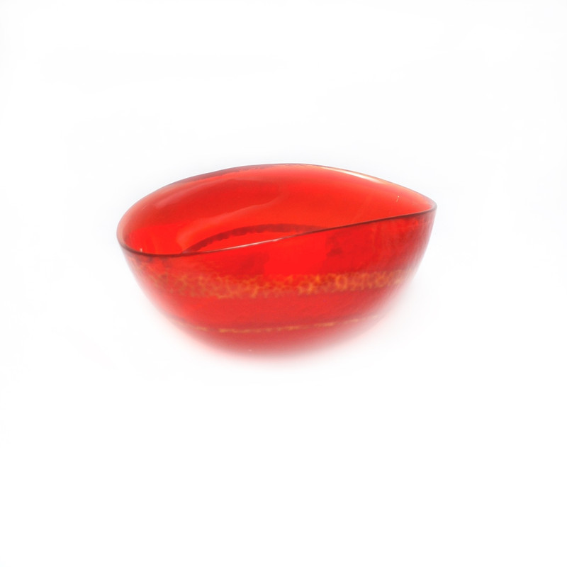 Murano Glass Arancia Bowl