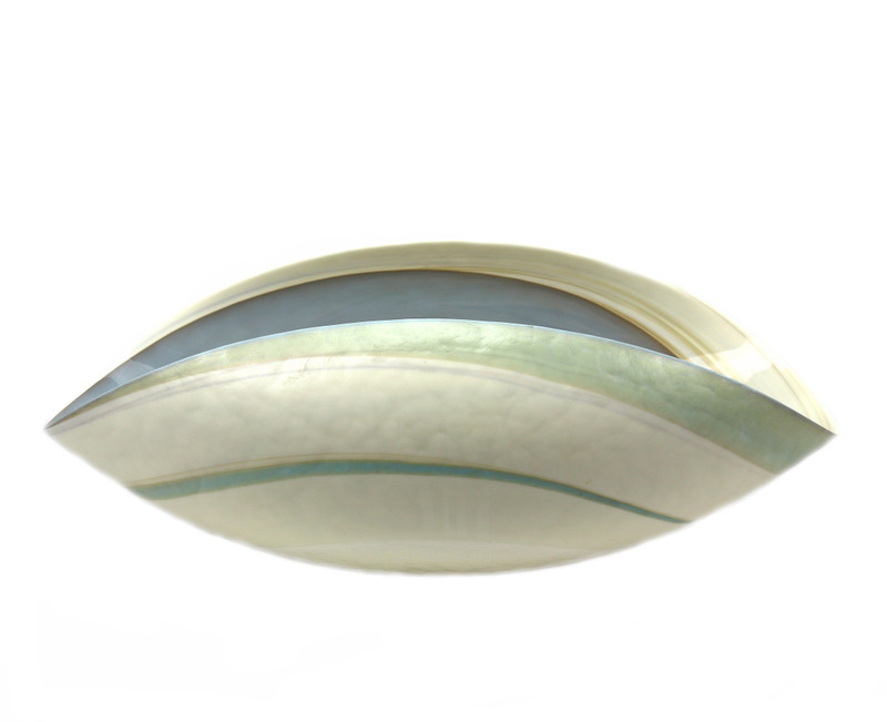 Murano Glass Wave Bowl