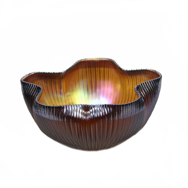 Murano Glass Castellina Cactus Bowl