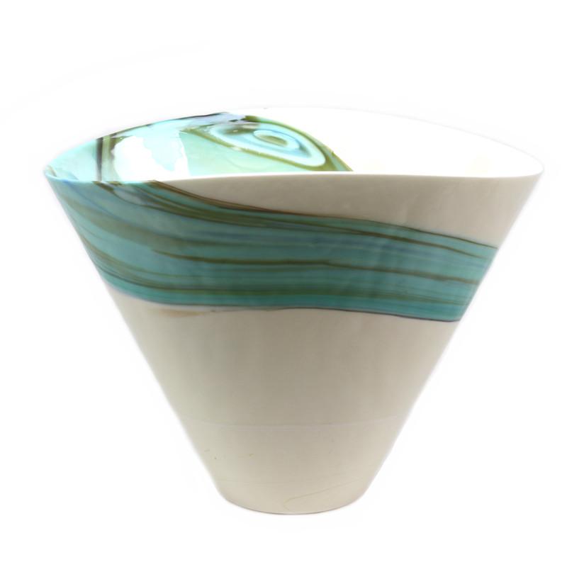Murano Glass Amazzone Vase