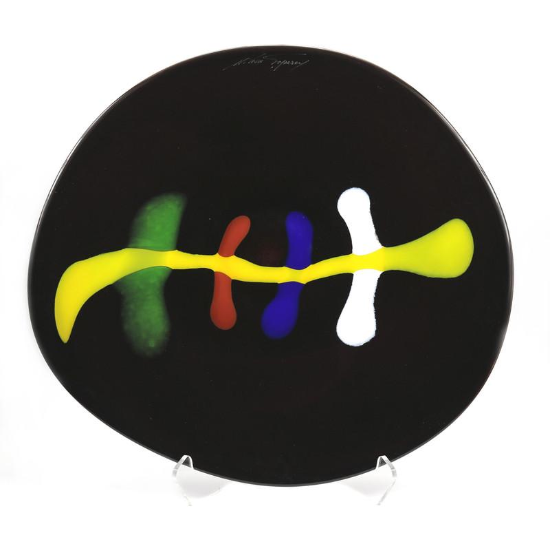 Fantasia Centerpiece Plate