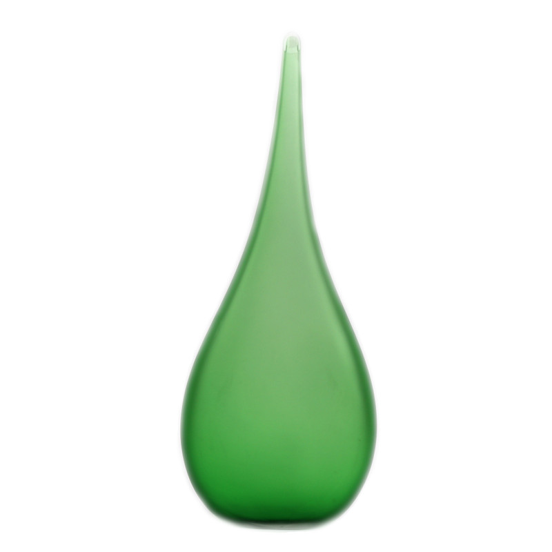 Murano Glass Brina Vase Green
