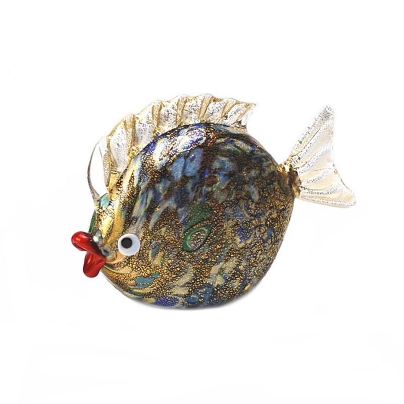 Murano Glass fish Murrine