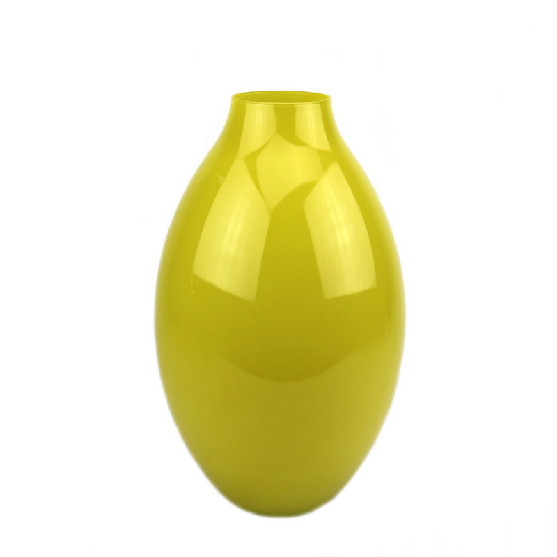 Rialto Vase Yellow