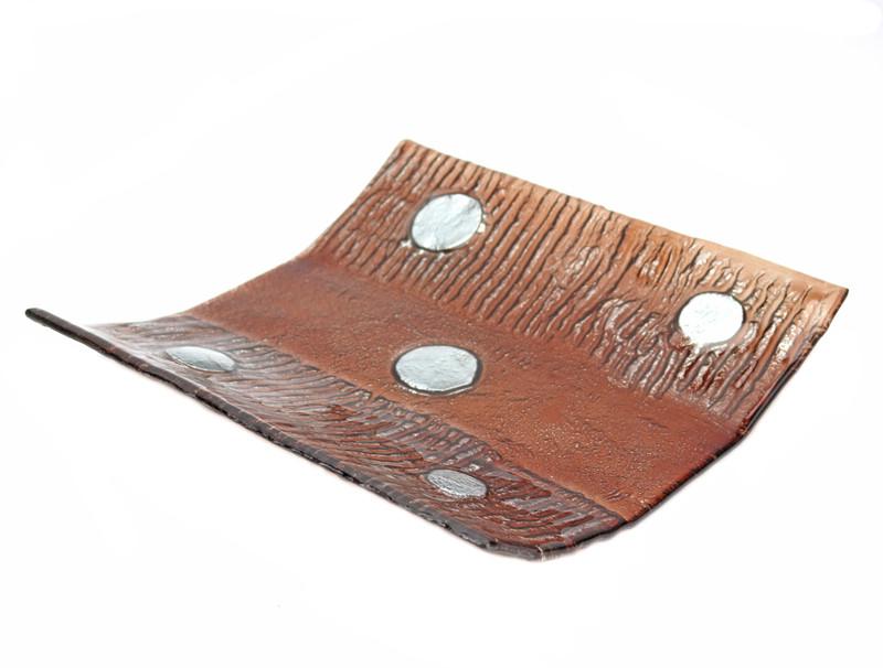 Venus Crystal Centerpiece Plate