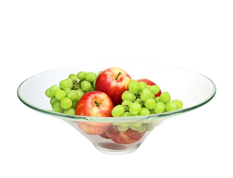 Impero Round Centerpiece Bowl