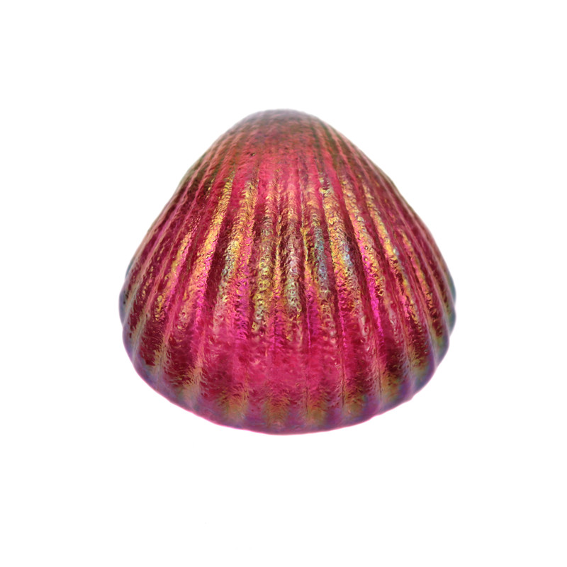 Shell Paperweight Ruby
