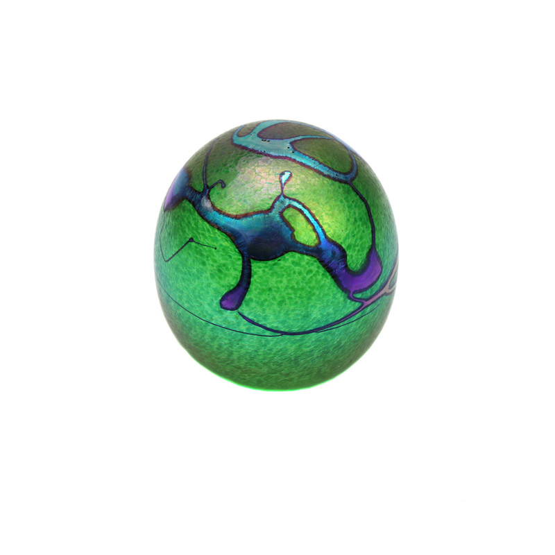 Elements Paperweight Green