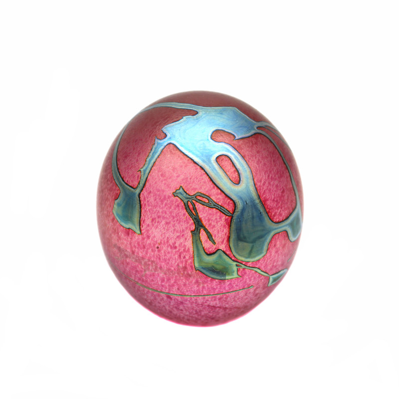 Elements Paperweight Ruby