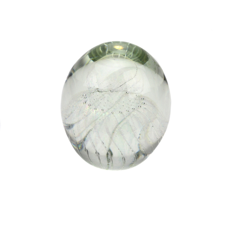 Jellyfish Paperweight Clear