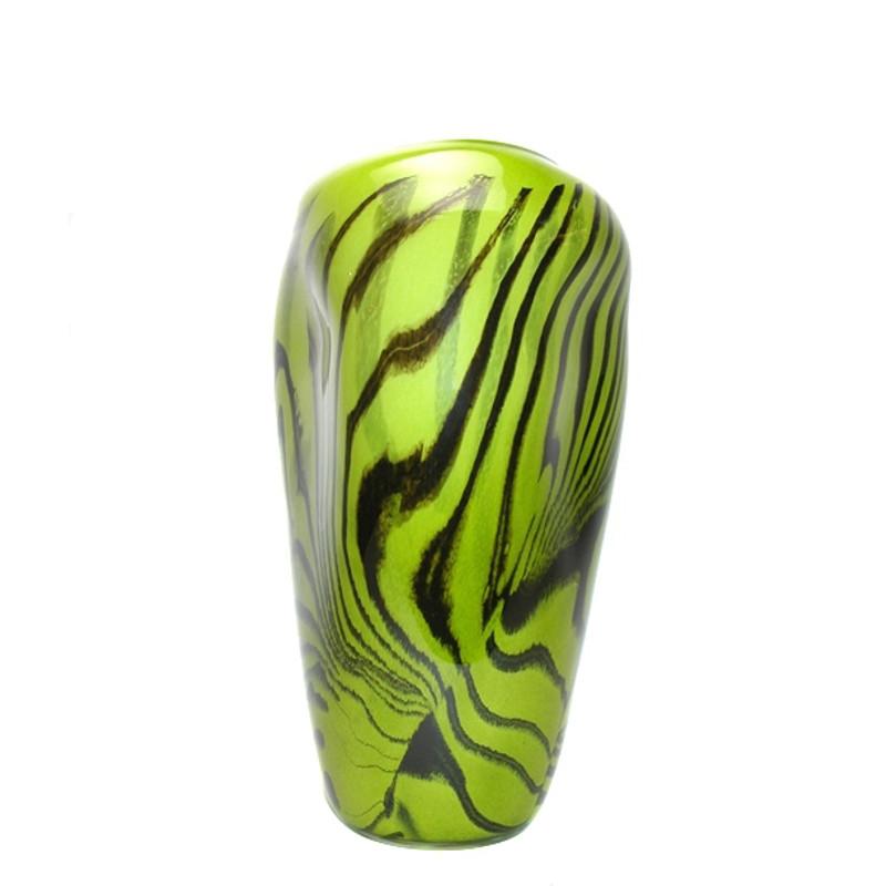 Green Fantasia Vase