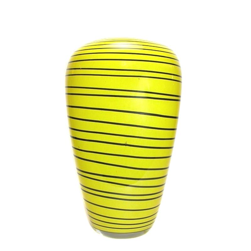 Tuica Vase Yellow