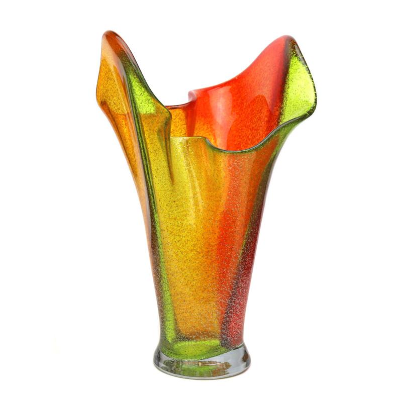 Sahara Ruffle Vase