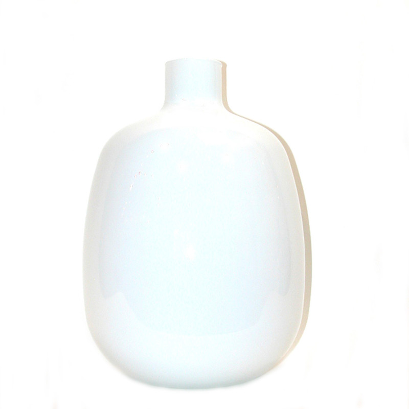 Promenade Vase White
