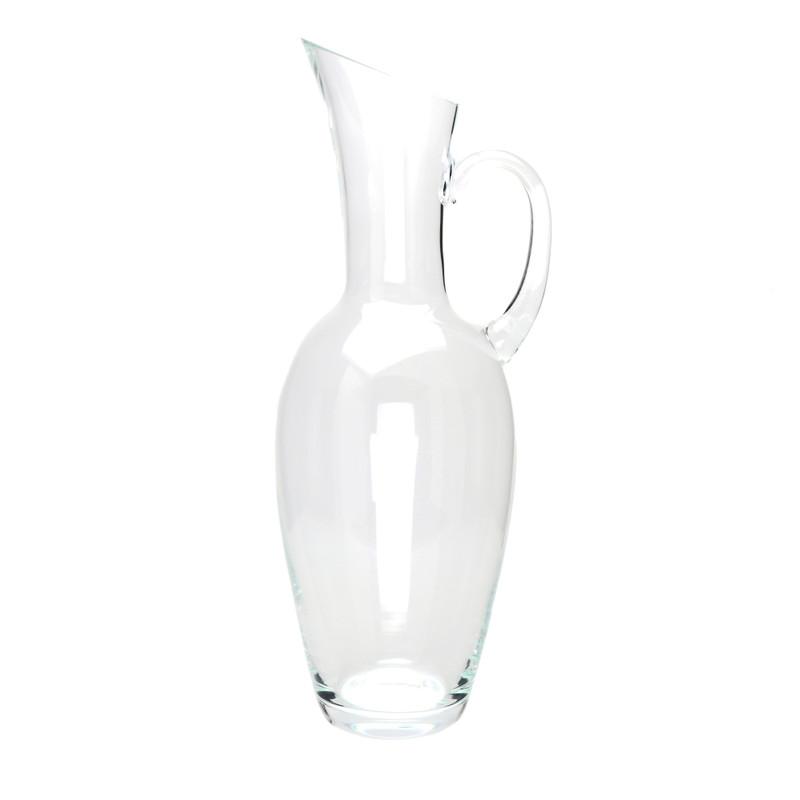 Amphora Vase Clear