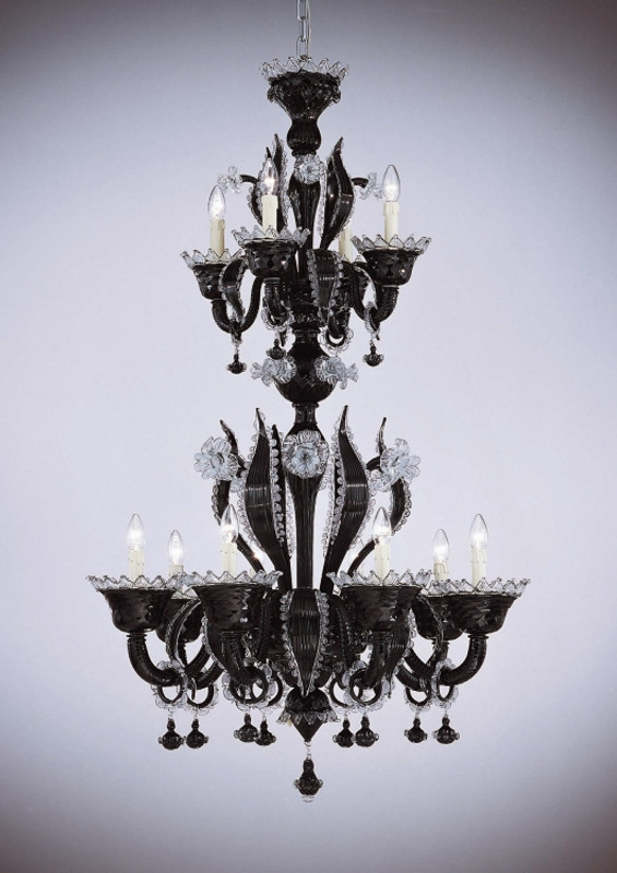 Murano Glass Venezia Chandelier